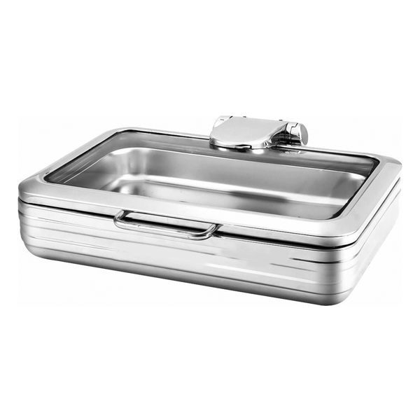 Chafing dish with induction GN2/3 6 litres