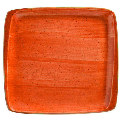 Terracotta Moove Plate 32x30cm | Pack of 6