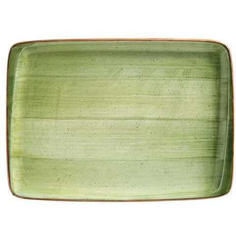 Therapy Moove Rectangular Plate 36x25cm