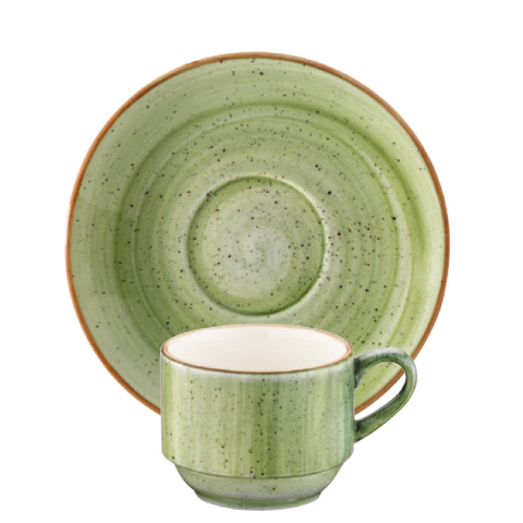 Therapy cup with saucer 80ml