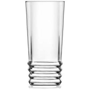 Tall beverage glass 335ml.
