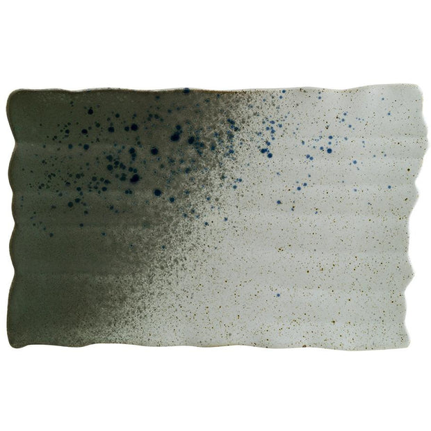 Gaia Rectangular platter 28x18.5cm | Pack of 4