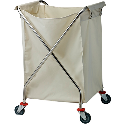 Hotel laundry hamper cart 68cm