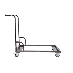 Trolley for transporting folding catering chairs 105cm