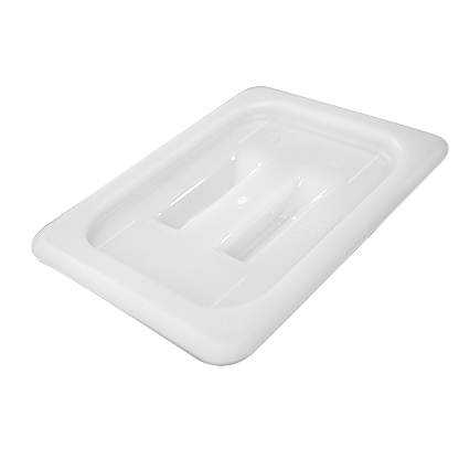 GN polypropylene lid with handle 1/2