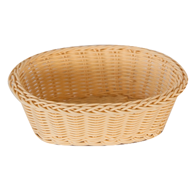 Oval waterproof bread basket 21cm