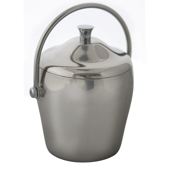 "Ice bucket ""Elegant DF-90"" chrome"