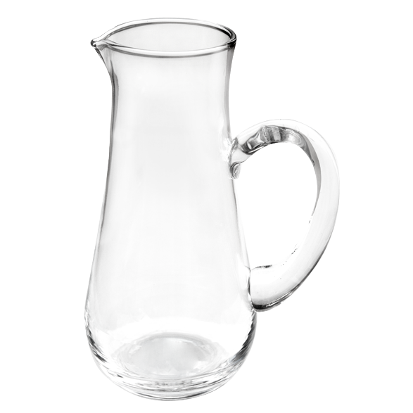 Glass carafe 500ml