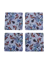 Load image into Gallery viewer, Crayton Square Bird Floral MDF Coaster