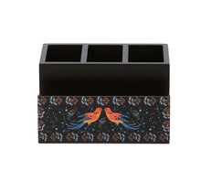 Load image into Gallery viewer, Crayton Birds MDF Tissue + Cutlery Holder