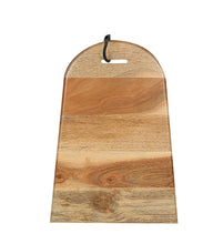 Load image into Gallery viewer, Crayton Natural Brown Mango Wood Chopping Board