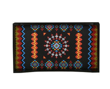 Load image into Gallery viewer, Crayton Geometric MDF Small Rectangular Serving Tray