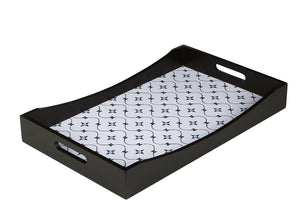 Crayton Star MDF Large Rectangular Serving Tray