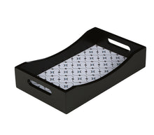 Load image into Gallery viewer, Crayton Star MDF Small Rectangular Serving Tray