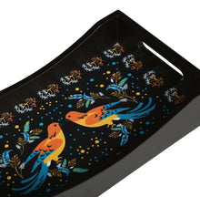 Load image into Gallery viewer, Crayton Birds MDF Small Rectangular Serving Tray