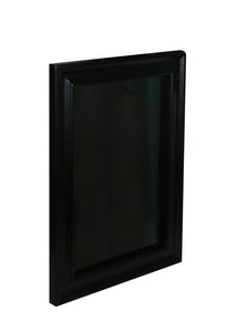 Crayton Wooden Black Big Photo Frame