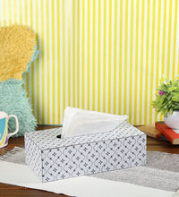 Load image into Gallery viewer, Crayton Star Closed MDF Big Tissue Paper Box Holder