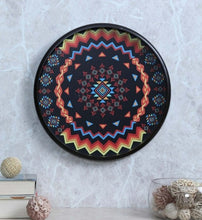 Load image into Gallery viewer, Crayton Geometric Round MDF Wall Hanging Set (Set of 4)