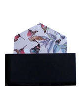 Load image into Gallery viewer, Crayton Bird Floral MDF Coaster with (Hexagon + Square Set)
