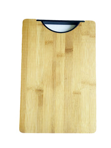 Crayton Top Handle Bamboo Wood Small Chopping Board