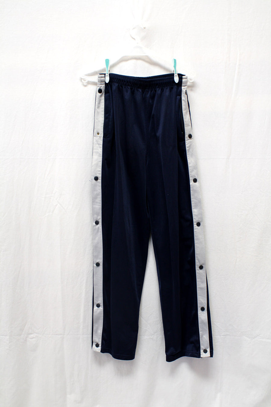 Retro Button Down - Track Pants (M)