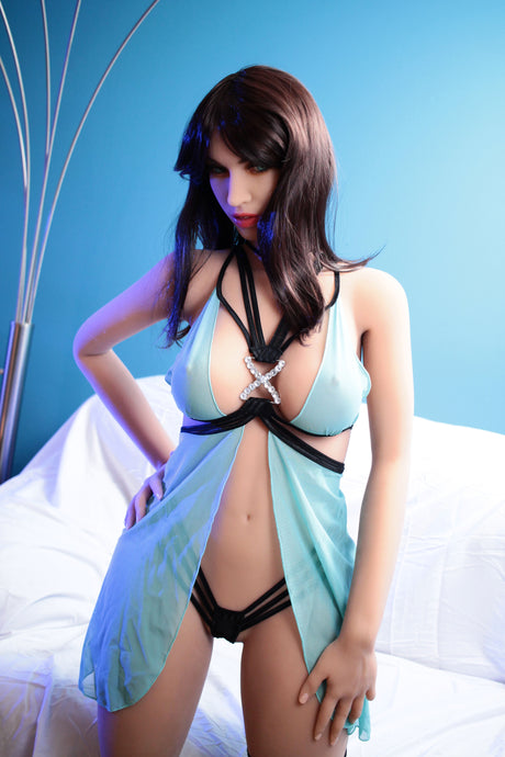 Rebecca: HRDOLL White Sex Doll - Sex Doll Queen