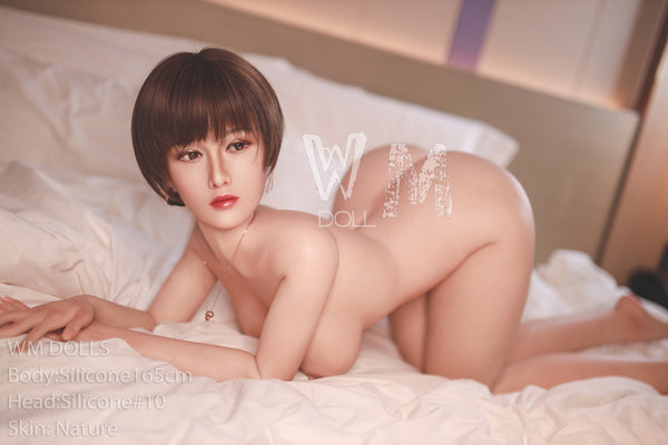 Iris (Silicone Head): WM Asian Sex Doll