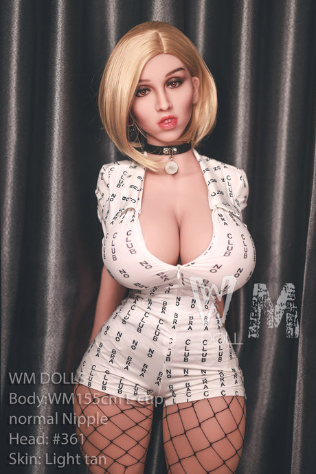 Linnea: WM White Sex Doll