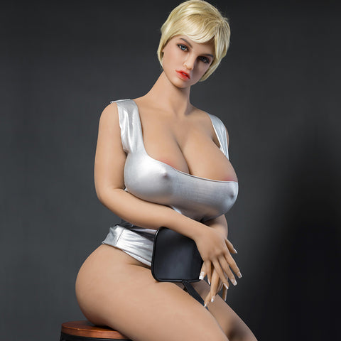 Maggie: HRDOLL White Sex Doll