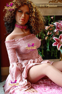 Ivanna: 6YE Black Sex Doll
