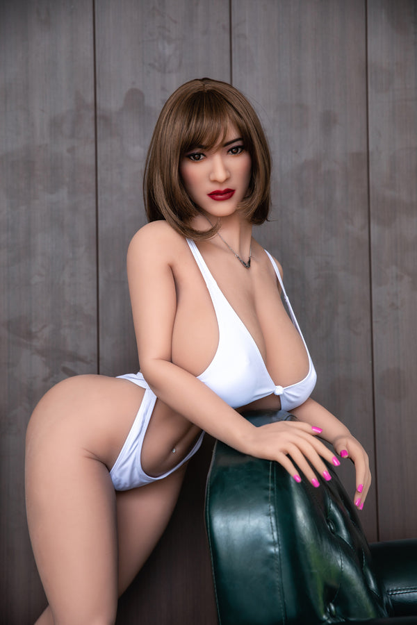 Vicky: HRDOLL White Sex Doll