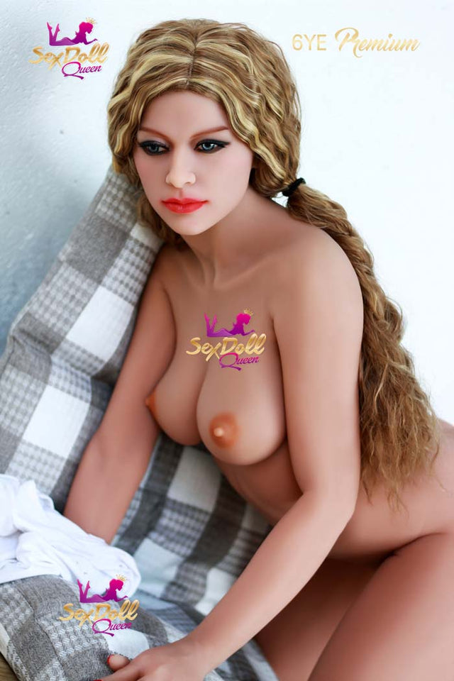 Allie: 6YE White Sex Doll
