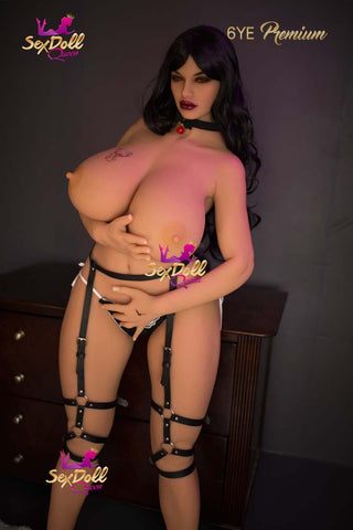 Avah: 6YE White Sex Doll