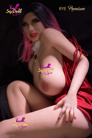 Karina: 6YE White Sex Doll
