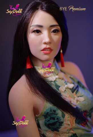 Feifan (Silicone Head): 6YE Asian Sex Doll