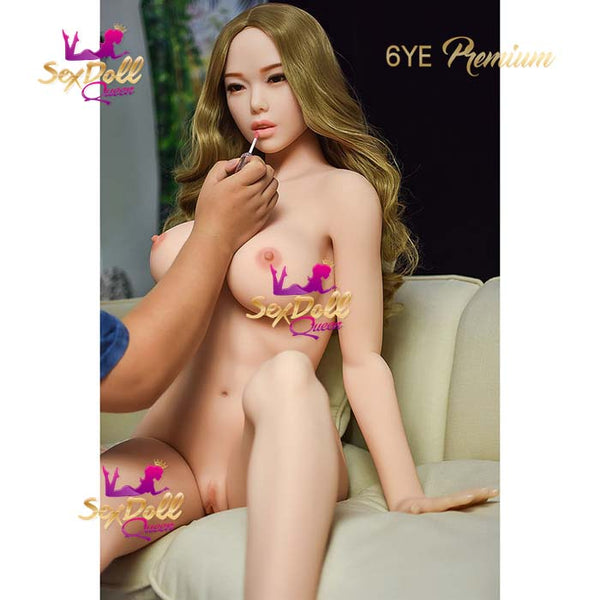 Aliya: 6YE Asian Sex Doll