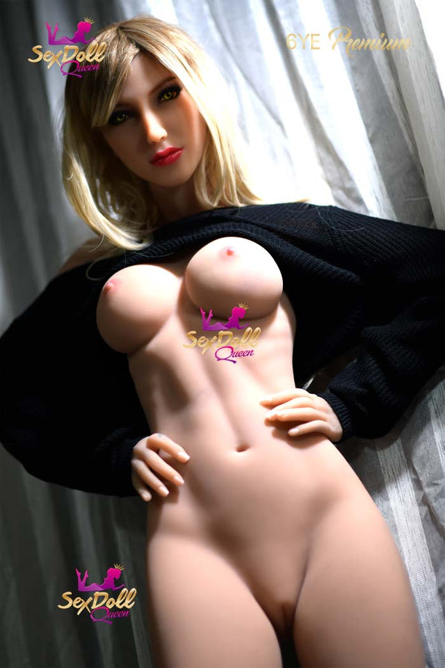 Ashley: 6YE White Sex Doll