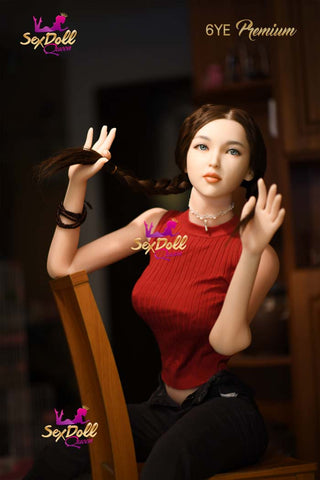 Shuyu (Silicone Head): 6YE Asian Sex Doll