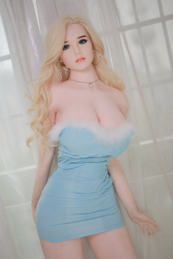 Theresa: JYDoll White Sex Doll
