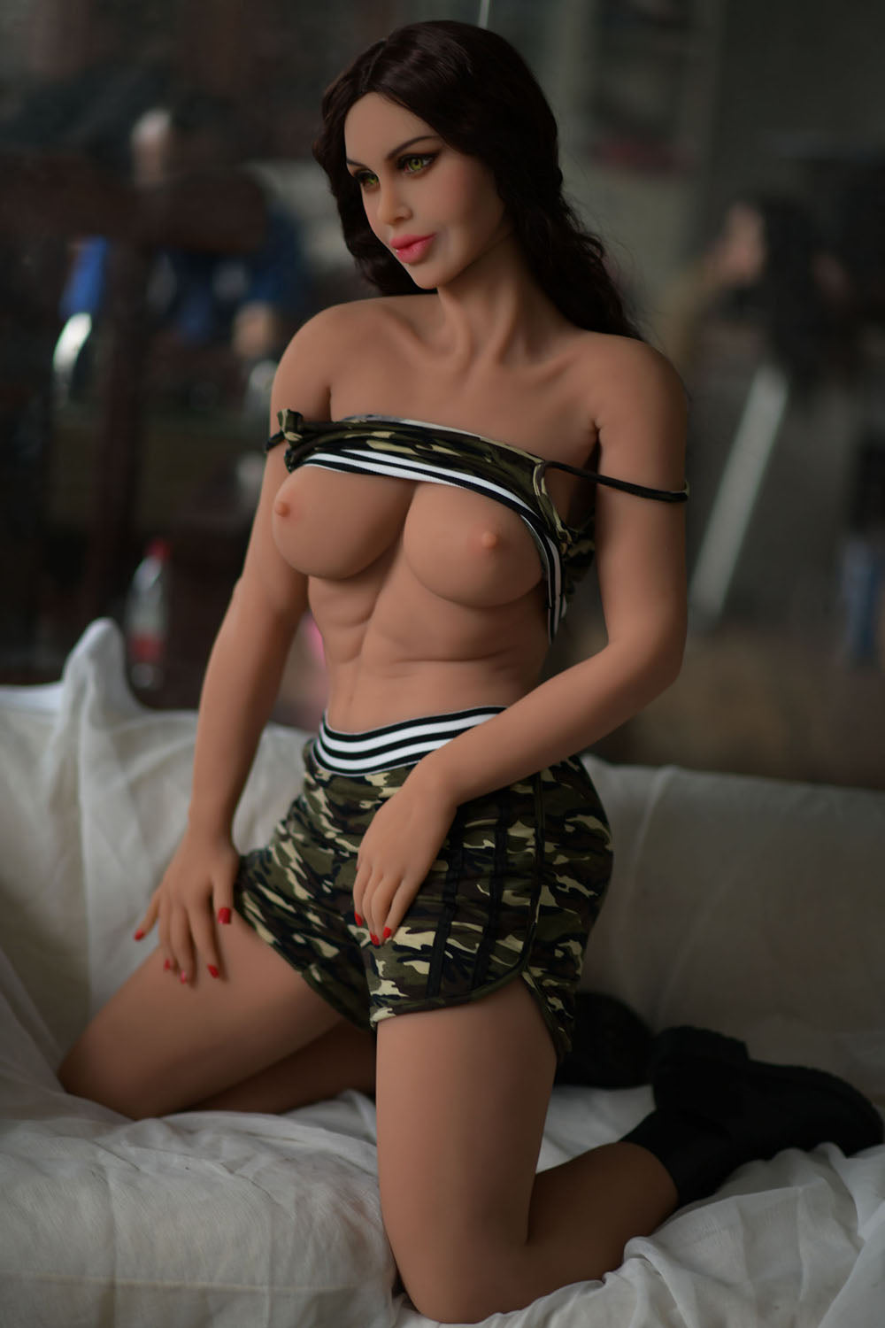 Kadie: HRDOLL White Sex Doll