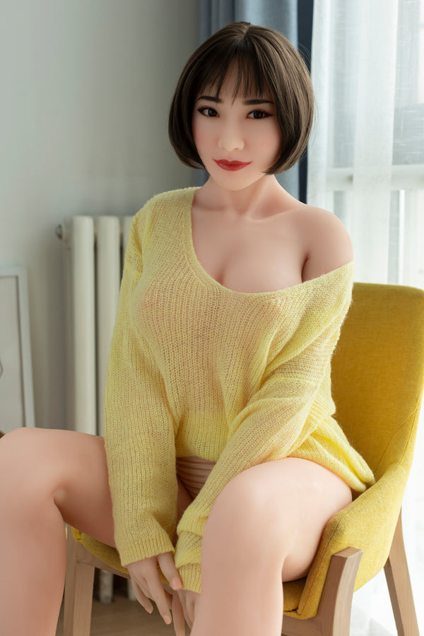 Amber: HRDOLL Asian Sex Doll