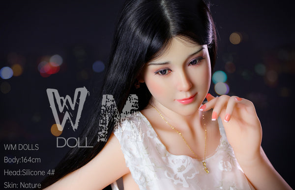 Jin (Silicone Head): WM Asian Sex Doll
