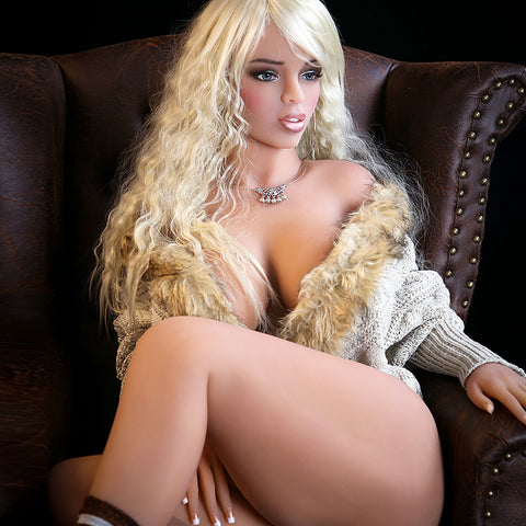 Steph: HRDOLL White Sex Doll