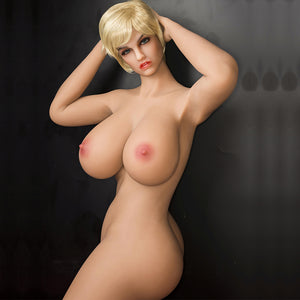 Maggie:White Sex Doll