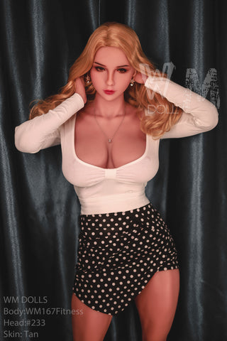 Jeannette: WM White Sex Doll