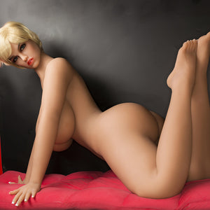 Maggie:White Sex Doll - Sex Doll Queen