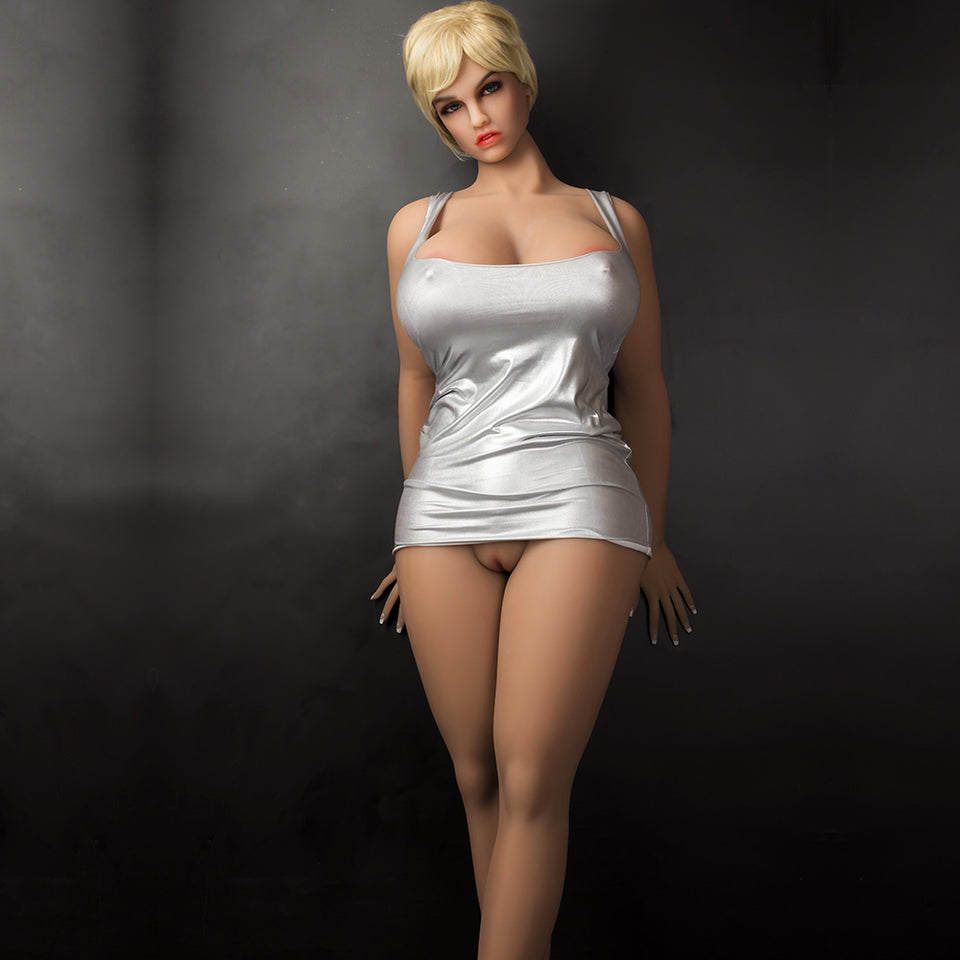 Maggie: White Sex Doll - Sex Doll Queen