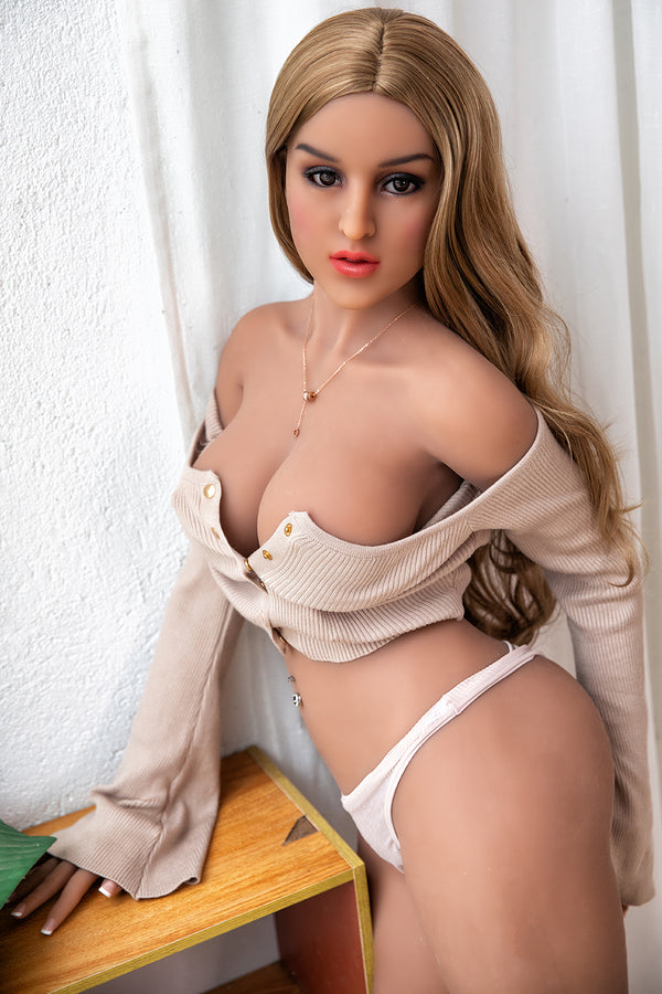 Amber: White Sex Doll - Sex Doll Queen
