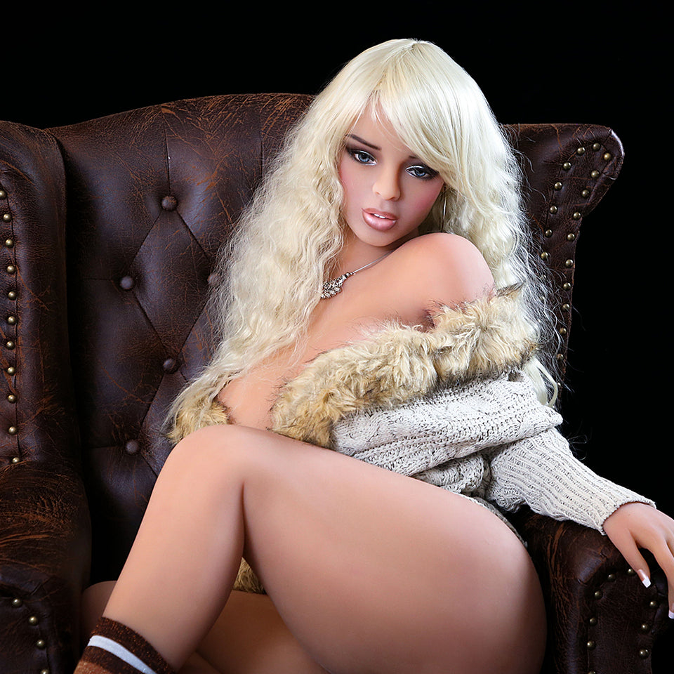 Steph: Blonde Sex Doll - Sex Doll Queen