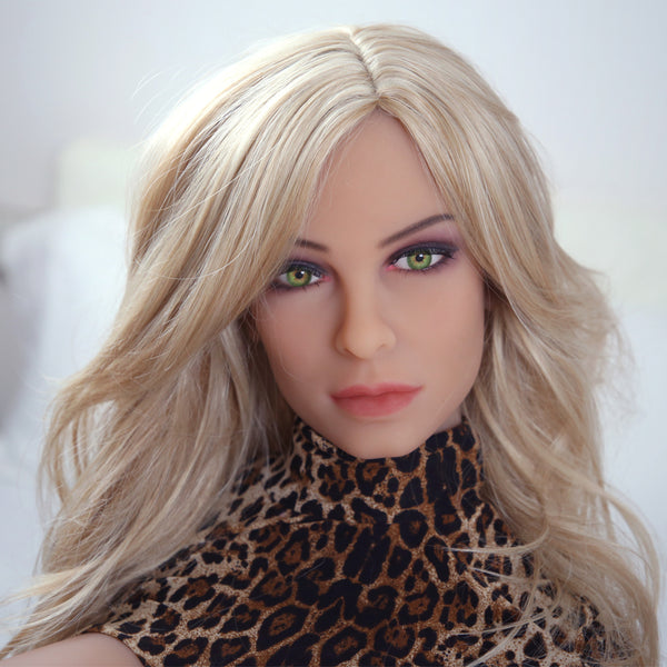 Camille: HRDOLL White Sex Doll - Sex Doll Queen